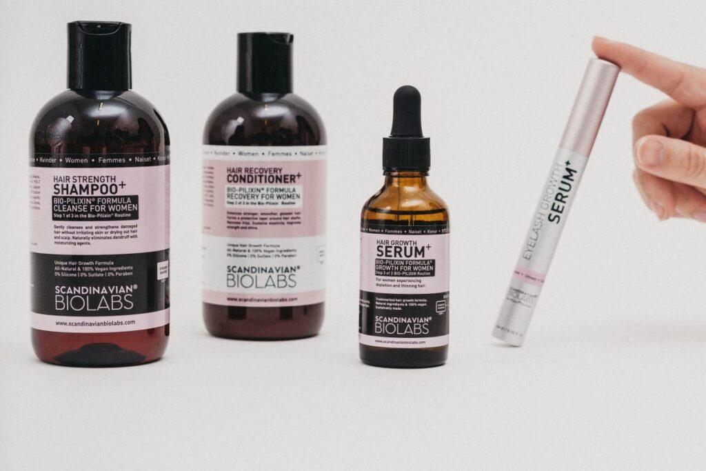 Find billige hårpleje produkter online